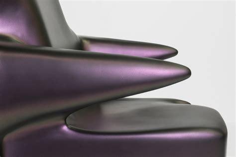 fabric draping software christopher stuart s drape chair is digitally designed