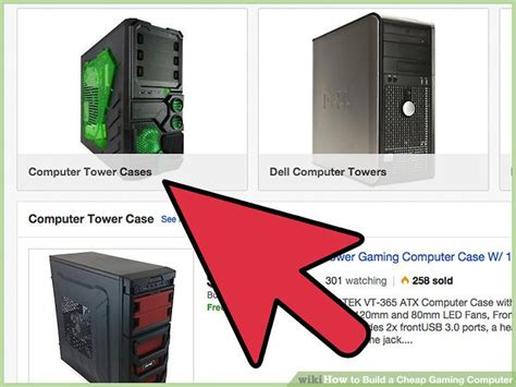 Low Budget E Sports Gaming Pc how to build a cheap gaming computer 10 steps with pictures