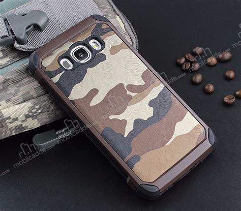 Samsung J7 2016 Army eiroo army samsung galaxy j7 2016 ultra koruma kahverengi