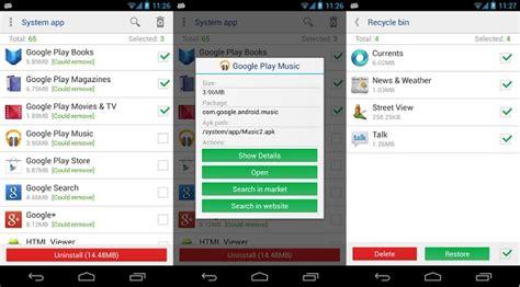 systemapp remover apk system app remover pro 3 6 1009 apk apkmos
