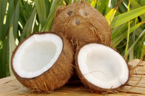 how to prepare coconut from home