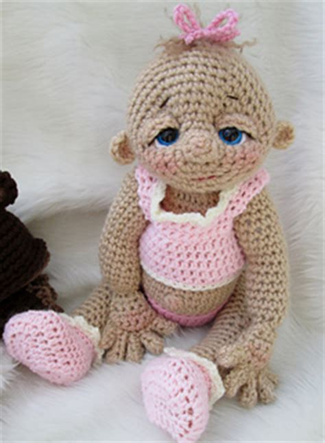 new 5 cute doll crochet patterns doll pattern ravelry so cute baby doll pattern by teri crews