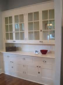 Built In Dining Room Hutch by Pinterest