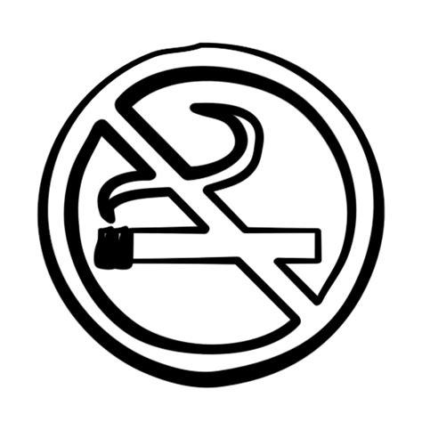 no smoking sign black and white no smoking sign clip art cliparts co