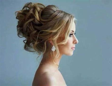 formal hairstyles curly bun important short hair party hairstyles for formal 2017