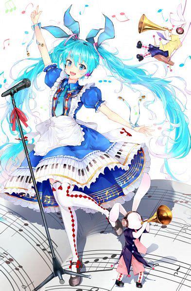 Dompet Print Hatsune Miku Vocaloid 1 hatsune miku 1993987 zerochan