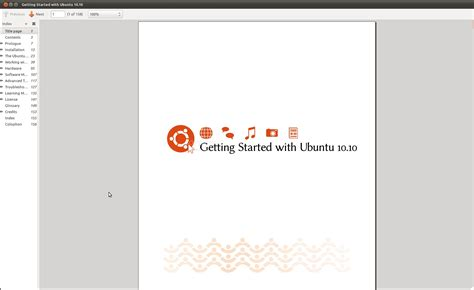 ubuntu tutorial beginners pdf official ubuntu 10 10 manual is now available softpedia