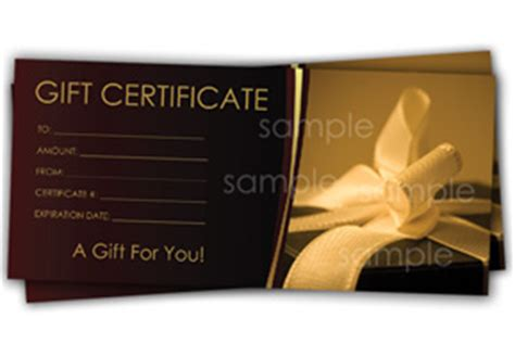 store gift certificate template clothing store gift certificate templates easy to use