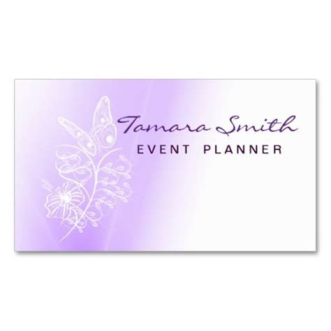 event coordinator business card templates 1000 images about event planner business card templates