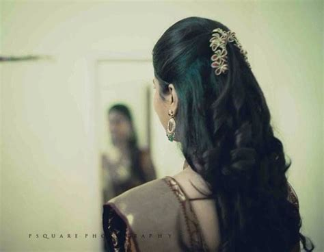 bridal hairstyles for indian reception reception my wedding preprtion pinterest receptions