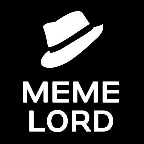 Meme Lord - funny meme lord tee orangutees