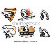 Motorcycle Racing Stock Images Royalty Free