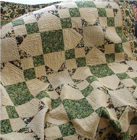 California Quilt by Road To California Ivory
