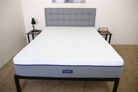 novos bed novosbed mattress review sleepopolis