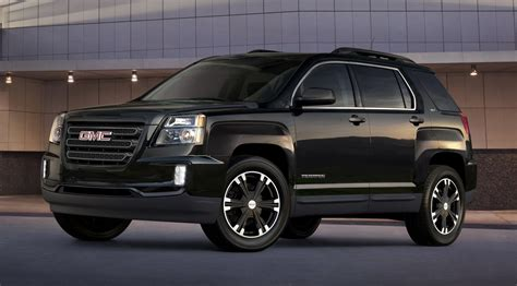 gmc terrain 2018 black 2018 gmc terrain might lastly drop it s toaster pattern