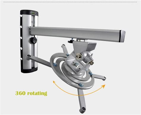 15cm Bracket Projector High Quality high quality 360 rotating projector mounts electric projector ceiling mounts buy motorized