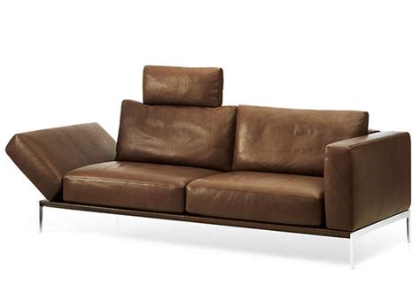 Foldable Couches by Folding Armrest Couches Piu Sofa
