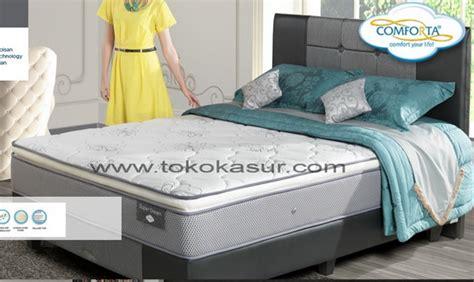 Bed Comforta Ukuran 160x200 comforta harga termurah toko kasur