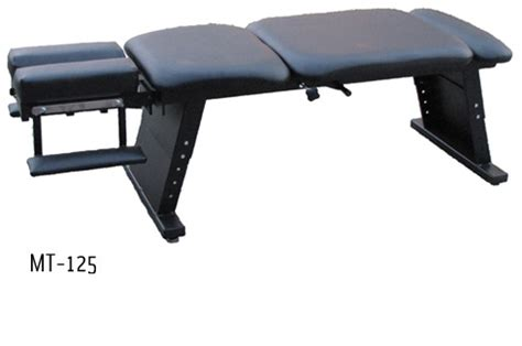 chiropractic bench mt 125 mt 125 adjusting bench mt 125 chiropractic table