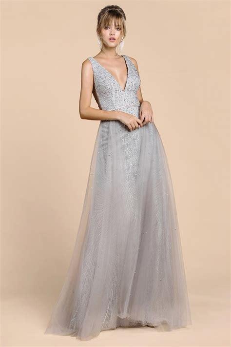 Dress Andrea andrea leo couture blossoms bridal formal dress store
