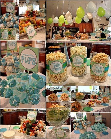 pop themen 10 baby shower theme ideas tasty catering chicago