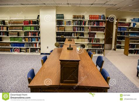 college study table library study table from above stock photo
