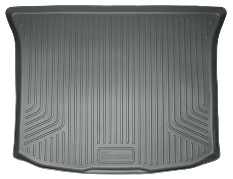 cargo mats for 2014 ford edge 07 14 ford edge 07 15 lincoln mkx cargo mat liner grey