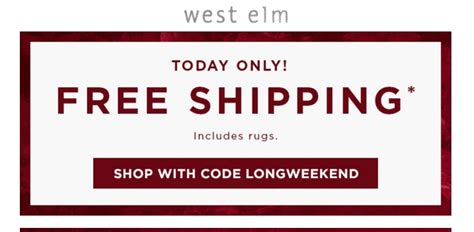 West Elm Gift Cards For Sale - 30 off west elm coupon code save 20 in oct w promo code 2016