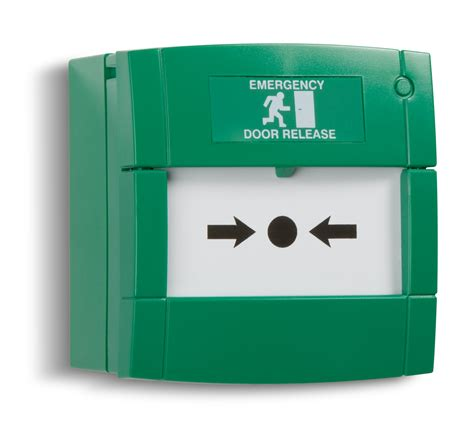 Emergency Door Release by Emergency Door Release Unit Scotechnics