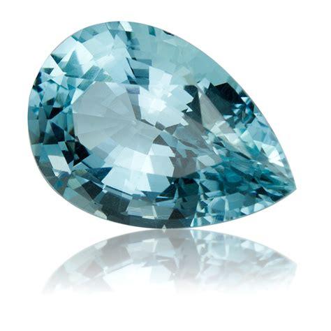 madagascar aquamarine pear 11 57ct king gems