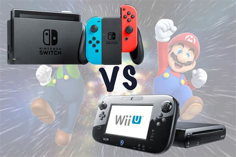 nintendo wii u vs new nintendo switch vs wii u what s the difference gearopen
