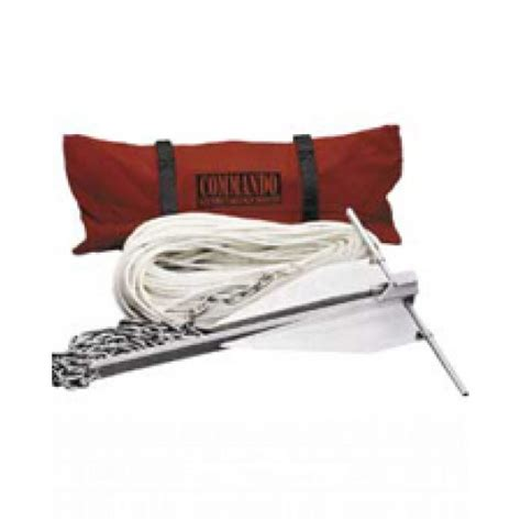 small boat longline system commando anchor system for small boats inflatables