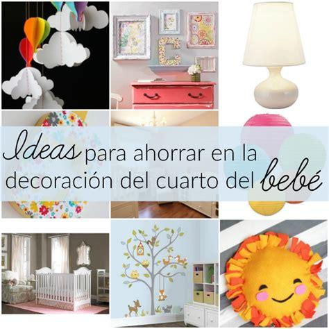 como decorar un cuarto para una bebe ideas para decorar y ahorrar en el cuarto de tu beb 233