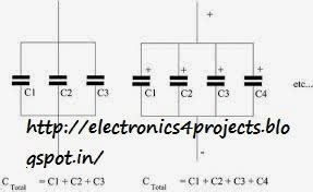 series capacitor charge calculator innovative engineering projects