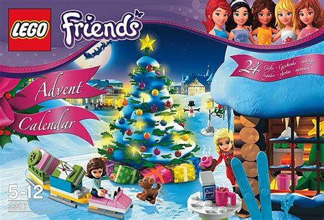 Calendrier De L Avent Lego Friends 2015 Fichier 3316 Le Calendrier De L Avent Friends Jpg Wiki