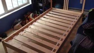 How To Build A Simple Bed Frame How To Build A Wooden Bed Frame 22 Interesting Ways