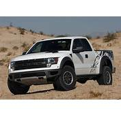 2009 Ford F 150 SVT Raptor SuperCab  Specifications
