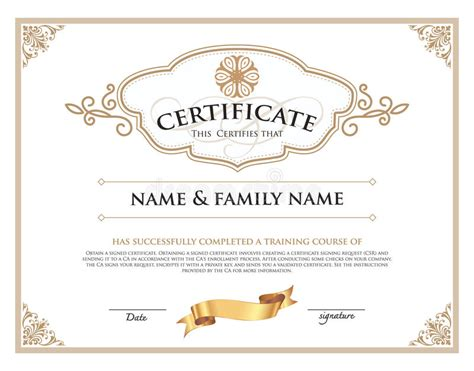 gift certificate template illustrator free gift certificate template illustrator driverlayer