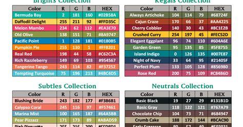 rgb color code rgb hex color codes 2016 2017 pdf su color charts