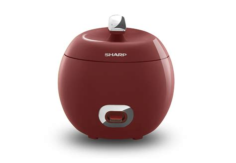 Sharp Apple Rice Cooker Ks8pmywh rice cooker ks p8my gr wh rd terbaik dari sharp untuk