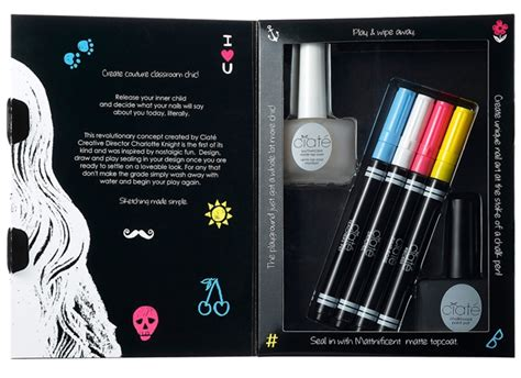 ciate nails gift set ciate chalkboard manicure for summer 2013 musings of a muse
