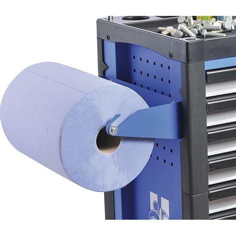 Werkstatt Papierrollenhalter by Papierrollenhalter Blau
