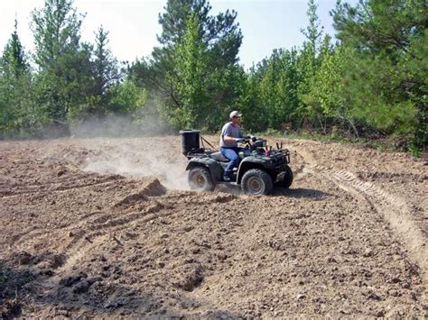 Wildlife Food Plot Planters by Planting Food Plots Photo Slough Wma Photos At Pbase