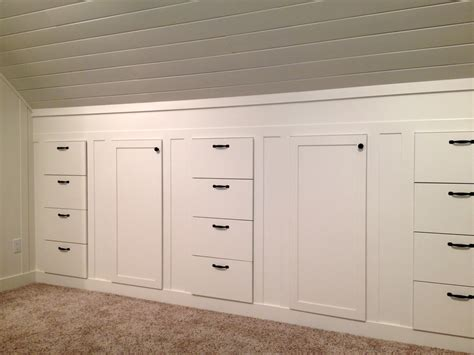 built in closet cabinets 1000 images about attic remodel on pinterest knee walls
