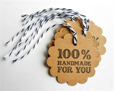 best 20 handmade gift tags ideas on