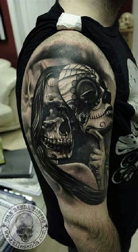 100 awesome skull tattoo designs mask tattoo tattoo