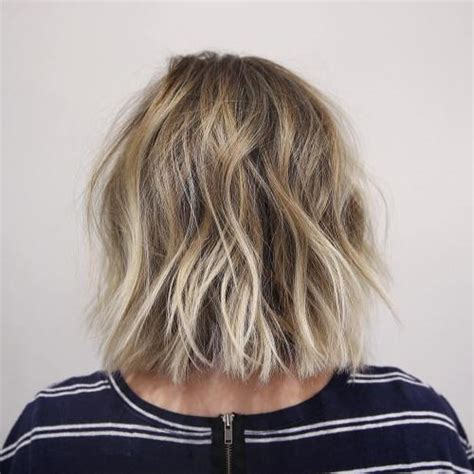 messy shoulder length bob 60 messy bob hairstyles for your trendy casual looks