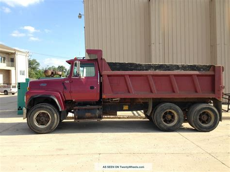 1994 ford l8000 lt8000f