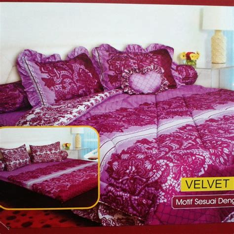 zahra collection menyediakan sprei bedcover selimut bantal cinta bantal lantai bantal