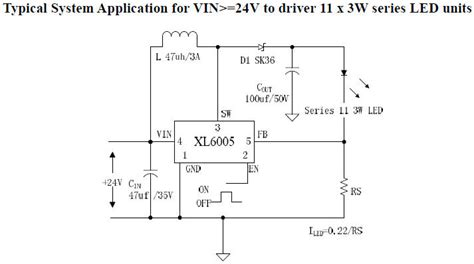 led driver schematic diagram 12v led circuit diagram switching constant current driver